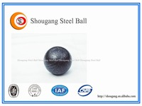 Grinding foundry production cast grinding iron ball in casting parts
