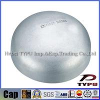 ansi b16.9 stainless steel hub caps
