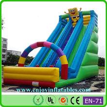 2015 Enjoy inflatable toy, inflatable, high inflatable slide