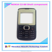 China Supplier For nokia C2-00 cellphone full housing complete housing
