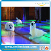 make portable led dance floor rechargeable