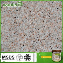 Hot sale non-toxic natural stone rough texture spray paint