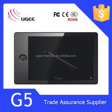 G5 digital color drawing graphic tablet pen professional