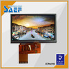 4.3 Inch LCD Panel, Color TFT LCD Module WQVGA 480x272 dots for Industial production without TP