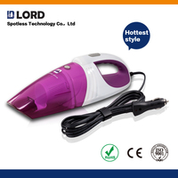 pocket size vacuum car vacuum cleaner,2012 new design,Portable,Big suction 3000Pa,Patent appearence,TOP Quality Guarantee