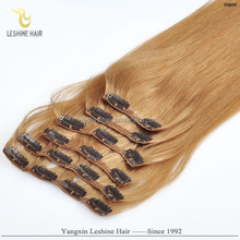 Hot Selling Goldena Supplier Direct Factory Top Quality No Shedding No Tangle straight human hair ponytail with claw clips