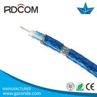 100m 300m bare copper 8D-FB Coaxial Cable,CCTV Coaxial Cable,75ohm Coaxial cable