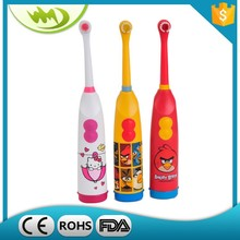 angry birds shape electric kids toothbrush for africa