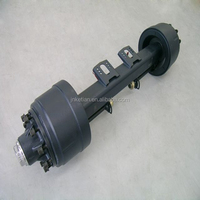 China Cargo Trailer Part Fuwa/Germany /BPW Truck And Trailer Axle Parts
