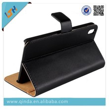 QinD Wallet Flip Cover Case For HTC Desire 816