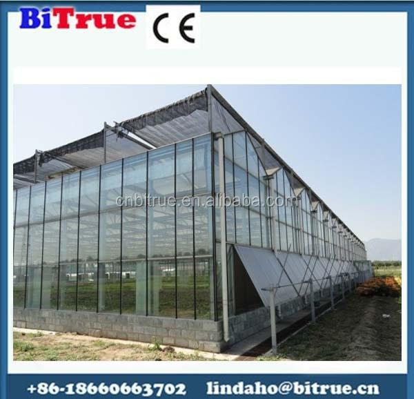 Pas cher polycarbonate effet de serre agricole faible co t tunnel effet - Serre en polycarbonate pas cher ...