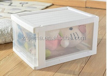 Eco-friendly Storage Sabinet Plastic Drawers Stacking PP Drawer Boxes