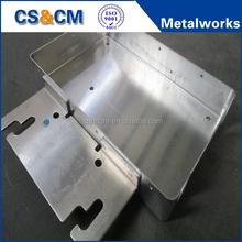 high precision custom aluminum sheet metal fabrication works