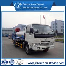 dongfeng euro3 capacidad del tanque de agua de camiones
