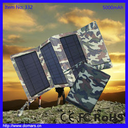 2015 Lastest Products High Quality Solar USB Charger Super Capacitor Solar Power Bank Charger