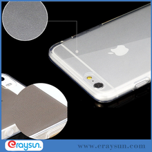 """For iPhone 6, 6S (4.7"""") & 6 Plus Case For Apple Slim Clear Soft Crystal TPU Gel Case"""