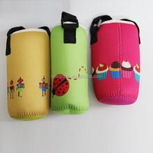 300ml Bottle Tin Case Kids Neoprene water bottle Cooler