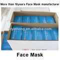 Descartável respiratória máscaras