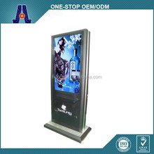 Outdoor Multimedia PC Latest Computer Technology Displayer Kiosk