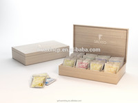Wood Material Cosmetic Packaging Box, Mask Packaging Box