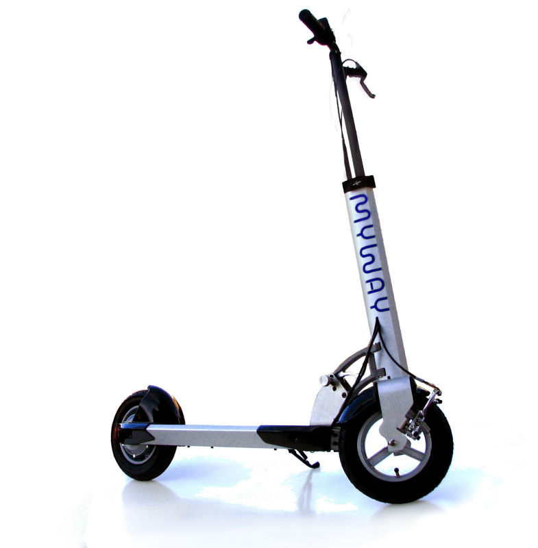 Folding electric scooters for adults images for Fold up scooters motorized