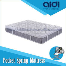 United Bedroom Furniture Dreamland Pocket Spring Malaysia Latex Mattress AH-1212