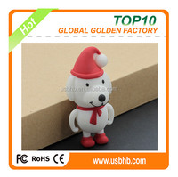 hot sale 2015 puppy pendrive 8gb with your logo