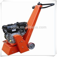 2015 Best selling surface scarifying,hand milling machine,walk-behind road milling machine
