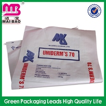 100% pure virgin raw material 50kgs for packing wheat woven polypropylene bags