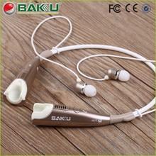 High quality China 2015 version 4.0 bluetooth headset sport stereo bluetooth headset