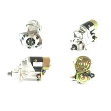 Carrello elevatore parti di motore s6d102e motore 600- 863- 4.131 motorino avviamento 24v 12t 4.5kw utilizzato per komatsu