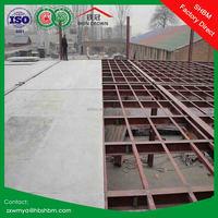 reinforced fiber cement panel floor board 15mm 18mm compressed fiber cement board