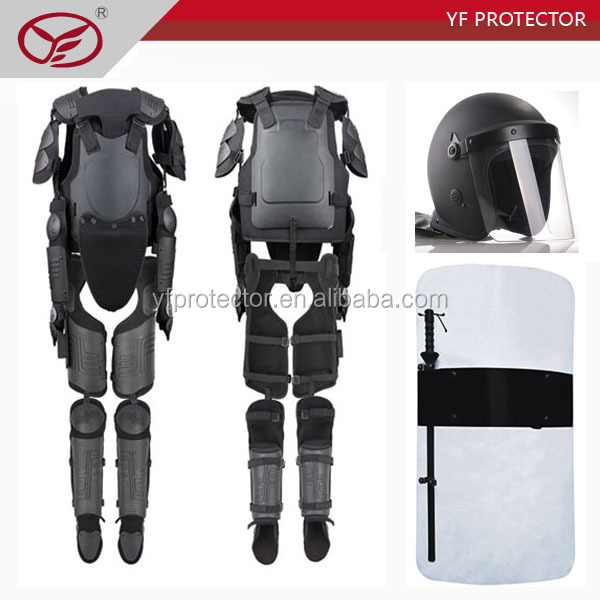 YF105 anti riot gear
