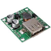 5v 2A Solar Panel Power Bank USB Charge Voltage Controller Regulator 6V 20V input 5V Output For iPhone For Samsung For HTC