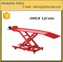 2015 new top quality motorcycle lift table, Hydraulic Lift Jack