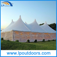 18x24m outdoor winter heated custom made party tent