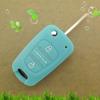 Christmas promotional item silicone car key cover for hyundai car key silicone case