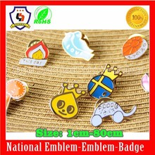 mini badges for children, lapel pin badges custom (HH-badge-748)
