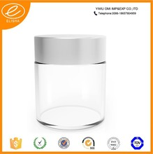 Ultimo 2015 vasetto di crema cosmetica, di vetro vasetto di crema, vasetto di crema