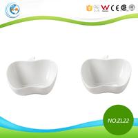 Wholesale Ceramic Apple Shape Snack Bowl