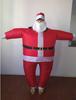inflatable christmas santa claus , christmas decoration