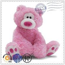 Beautiful plush and stuffed big soft toy teddy bear