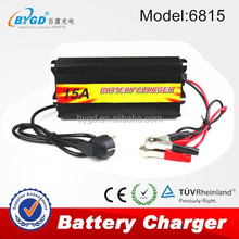 12v lead acid battery charger 15A for car battery charging