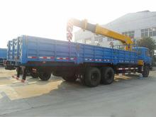 Cummins diesel motor 245hp camiones grúa/grúa camión volquete