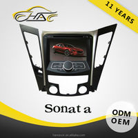 Direct sale 6.2 inch wince 6.0 fm radio for hyundai sonata OEM ODM gps navigation with CAR MP3 PLAYER