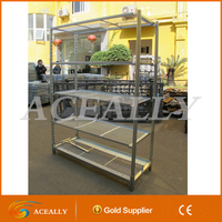 ACEALLY flower rack / display shelving / plant trolley