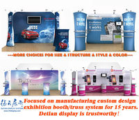pop up exhibition stands,pop up displays for trade shows,painting exhibition display