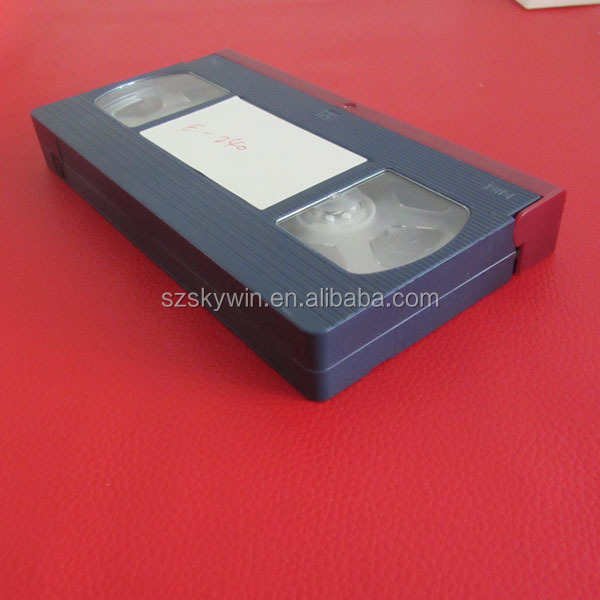 Cassettes vierges