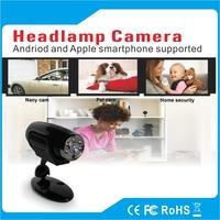 720P battery powered night vision cctv camera wifi ip camera