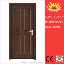 Factory wholesale furniture fitting pvc door